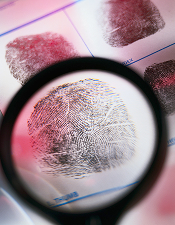 Ink Card Fingerprinting in San Fernando Valley, CA